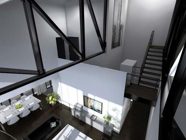 La Linière programme de lofts à Wambrechies