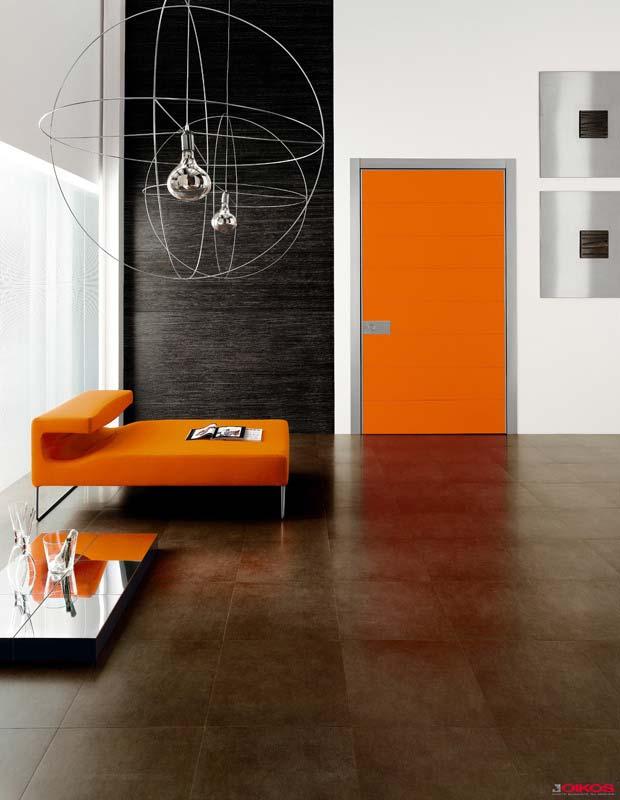 21 id es de couleur de peinture pour vos portes - Peindre des portes ...