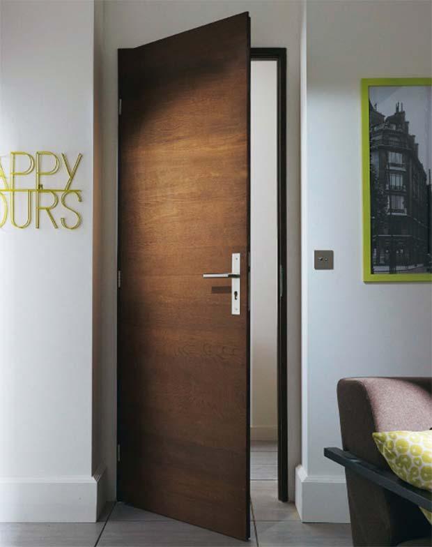 21 id es de couleur de peinture pour vos portes - Poignee de porte exterieur castorama ...