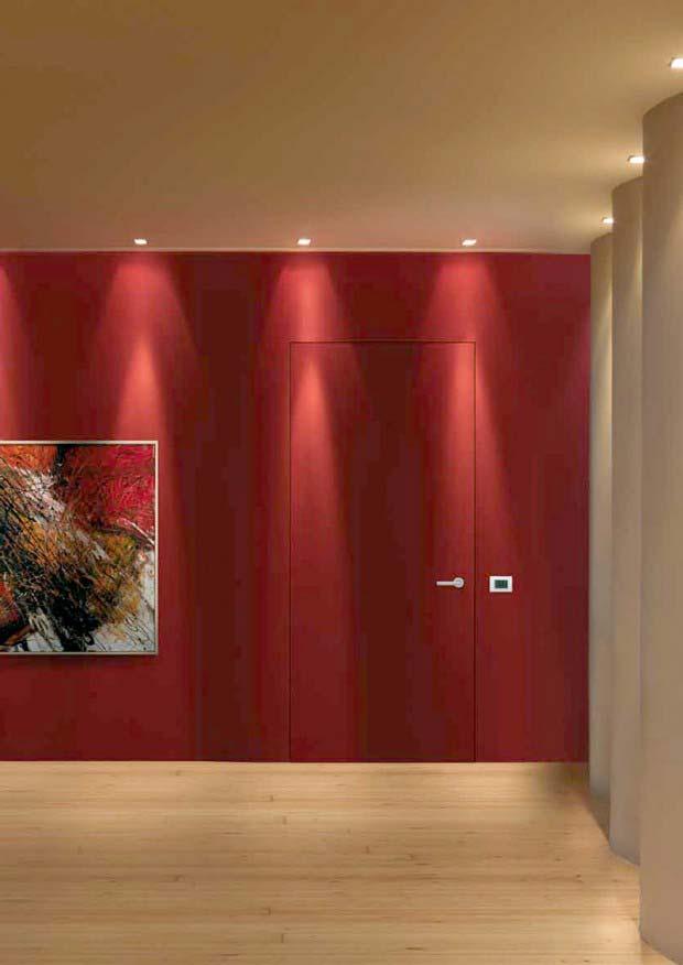 21 id es de couleur de peinture pour vos portes - Peinture pour mur de garage ...