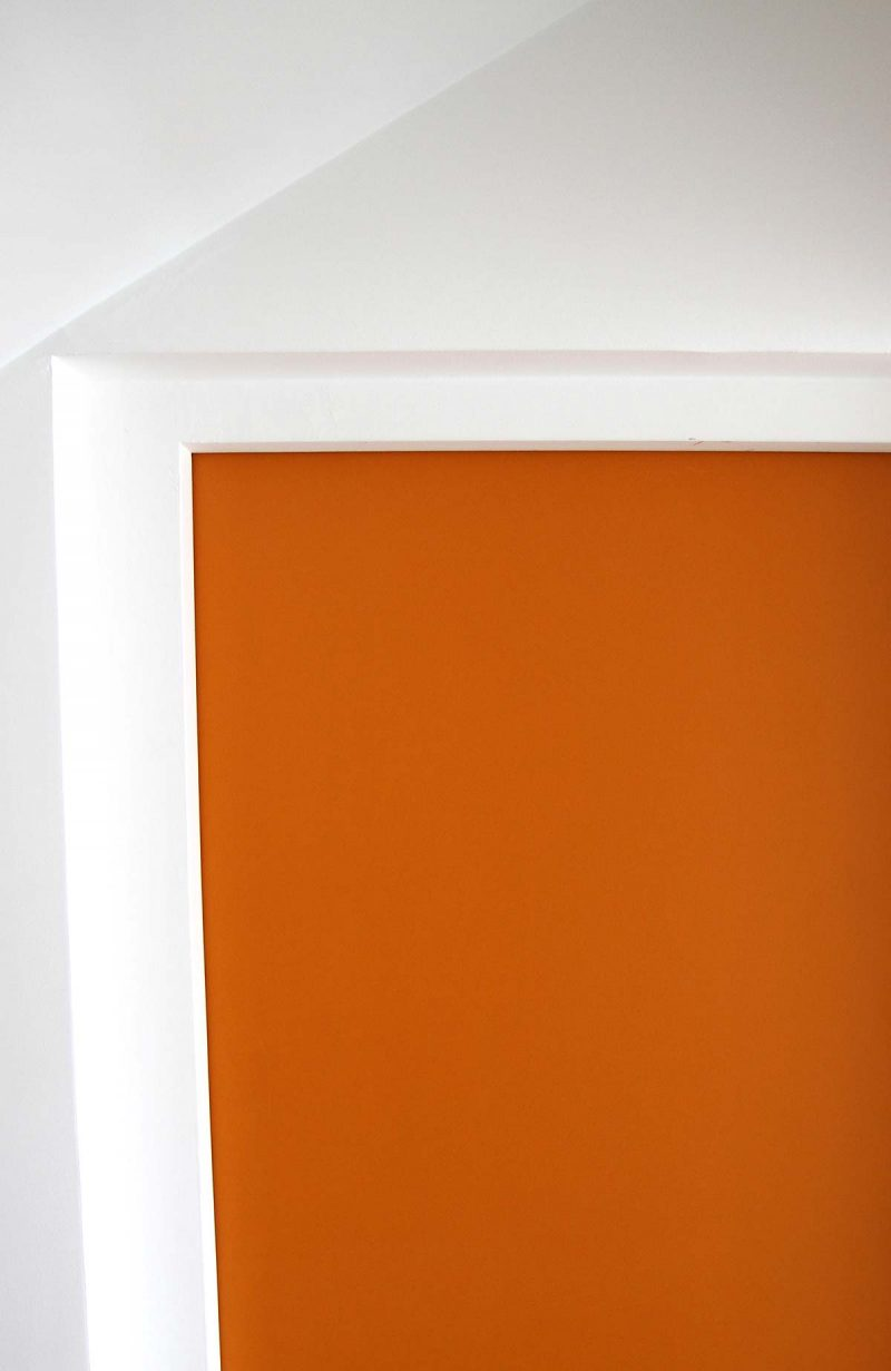 Porte orange