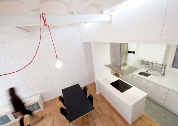 Appartement Barcelone Eva Cotman 620 La Renovation Dun Loft Louer
