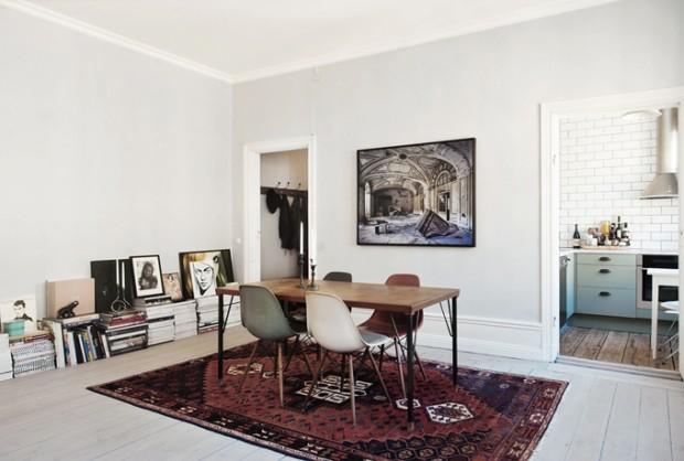 12 Idees Deco Avec Des Chaises Depareillees