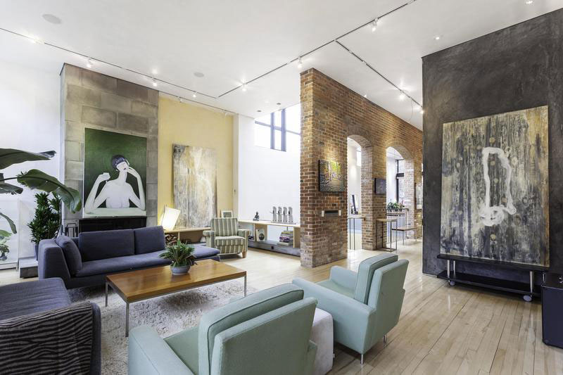 West 11th street loft new york for Loft new york affitto