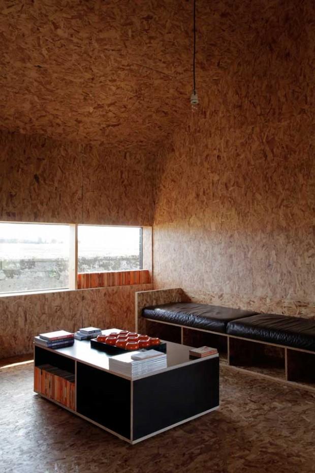 11 id es d 39 am nagement mobilier d co en osb. Black Bedroom Furniture Sets. Home Design Ideas