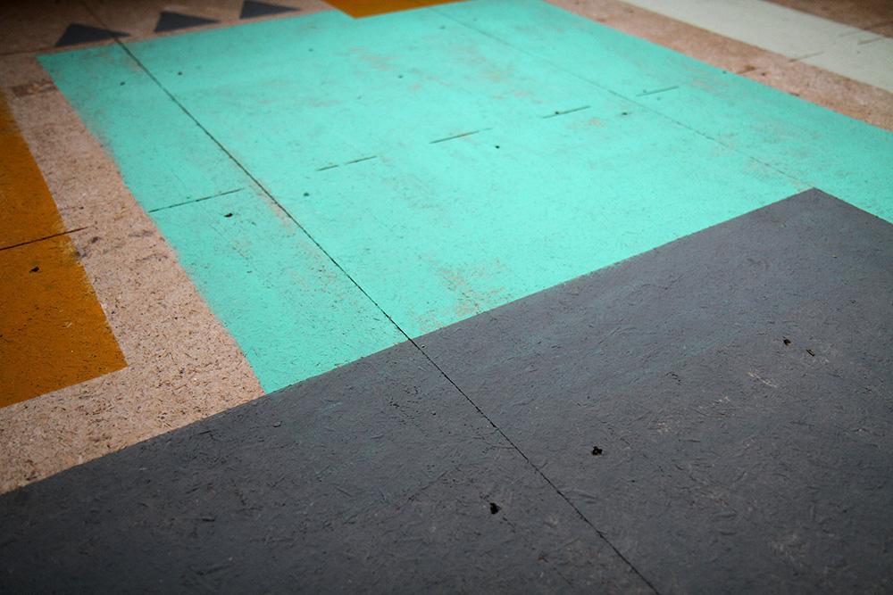 Vinyl Floor Stickers
