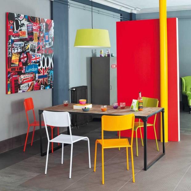 12 id es d co avec des chaises d pareill es for Maisons du monde berlin