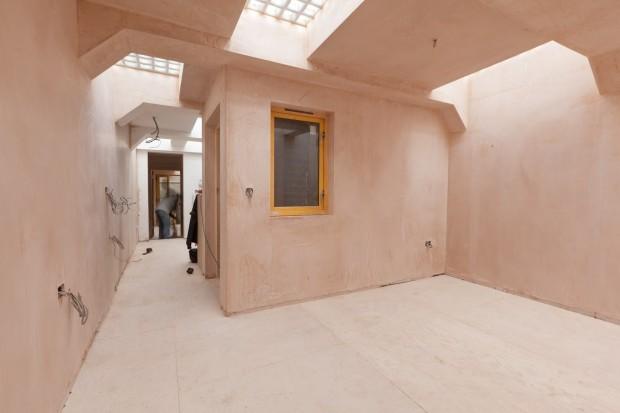 Toilettes publiques transformés en loft à Londres
