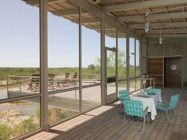 Maison-esprit-loft-Texas-08