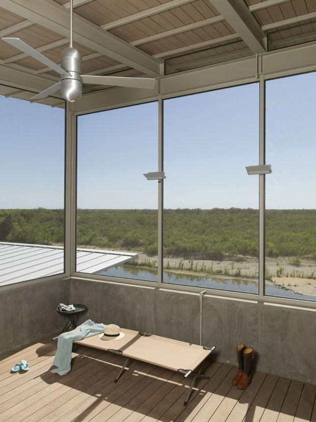 Maison-esprit-loft-Texas-14