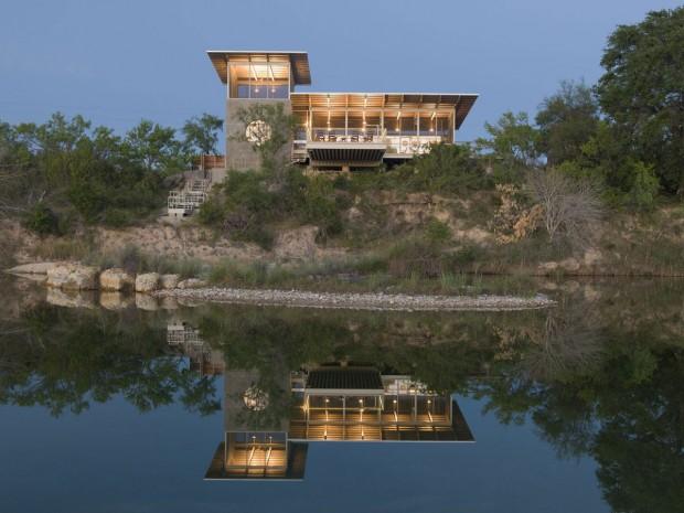 Maison-esprit-loft-Texas-15