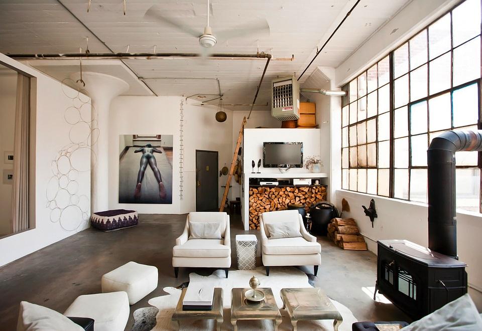 Le loft d'Alina Preciado à New York