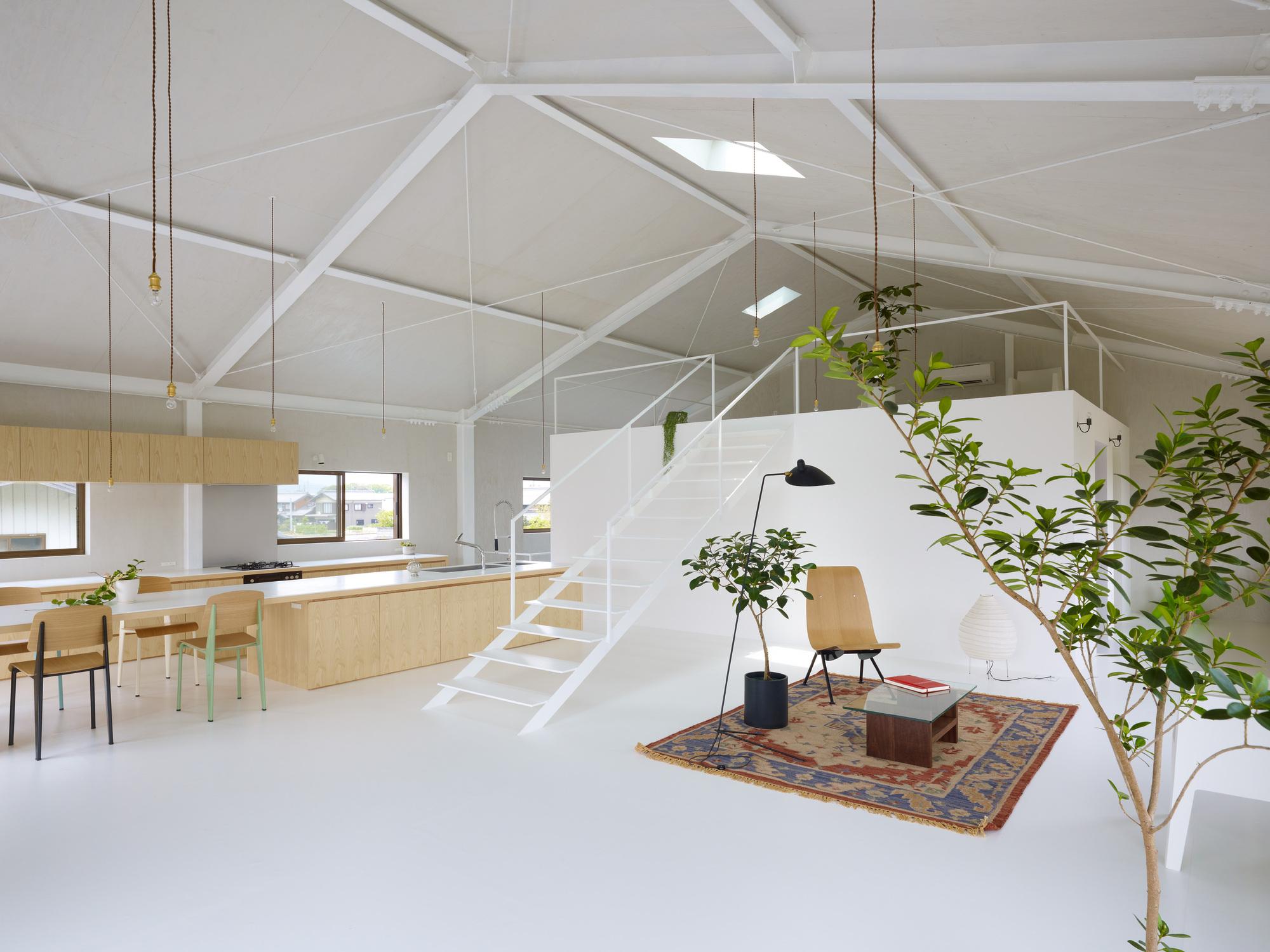 Loft yoro au japon - Entrepot deco design ...