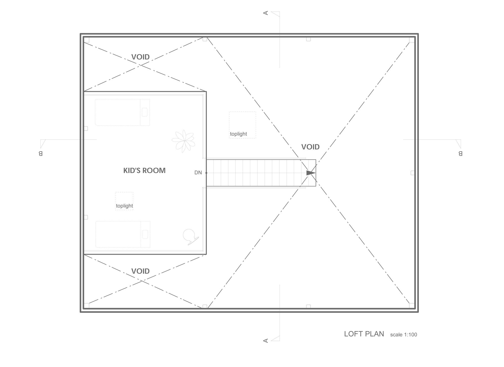 plan loft japon