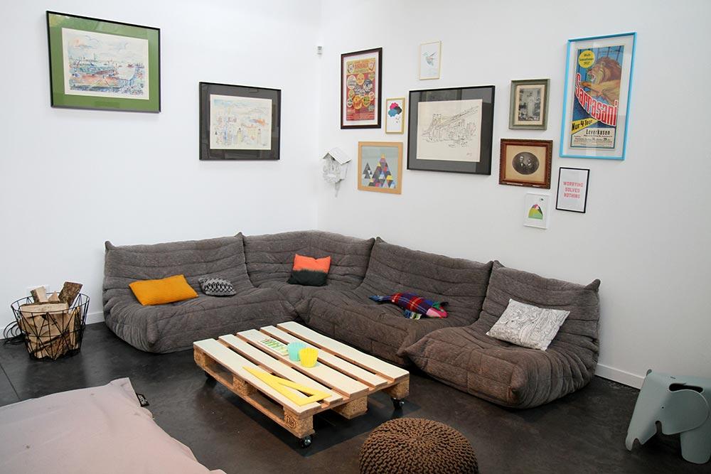 deco mur de tableaux. Black Bedroom Furniture Sets. Home Design Ideas