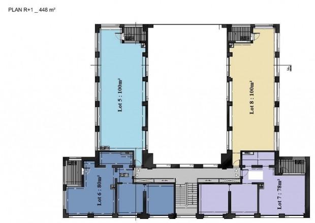 E cube programme de 12 lofts lille - Euratechnologie lille adresse ...