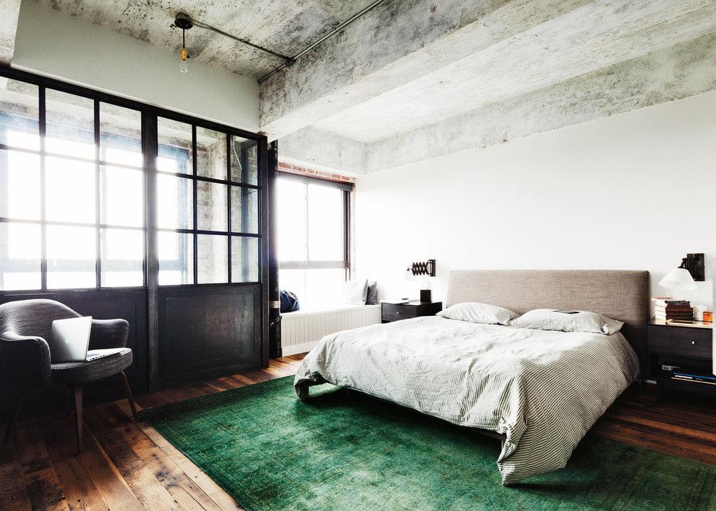 Chambre du loft