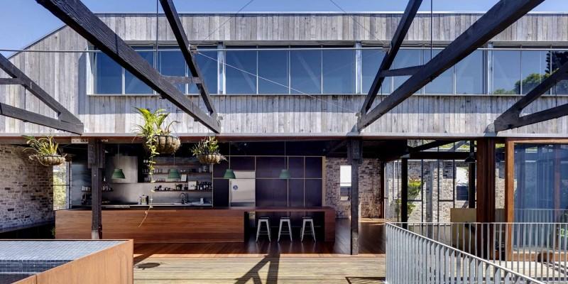 Loft sydney loft atelier plateau surface vendre ou for Loft atelier a louer