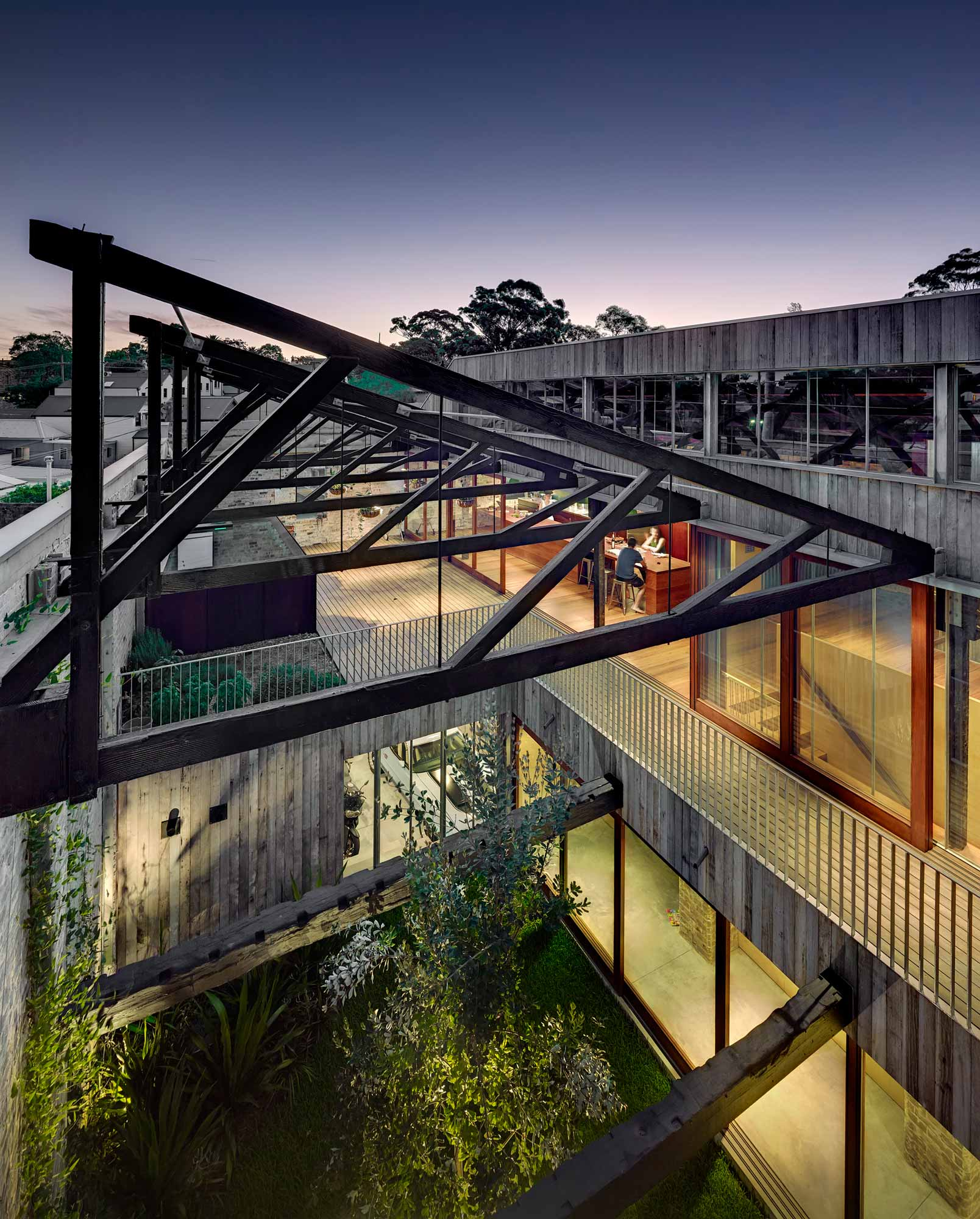 Loft à Sydney