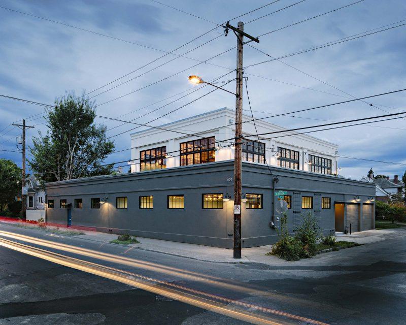 Loft à Portland aux USA