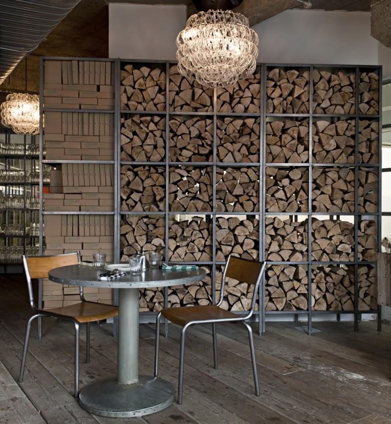 Range Buches Interieur 30 Idees Deco Pour Stocker Le Bois