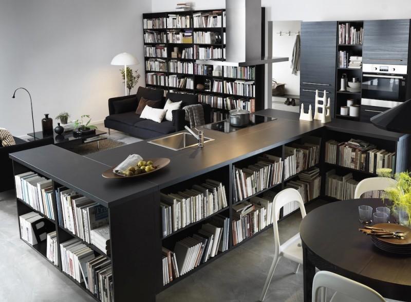 Cuisine Ikea Metod avec façades TINGSRYD