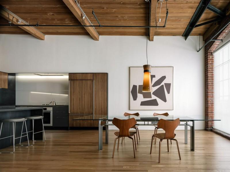 Loft minimaliste san francisco for L art minimaliste