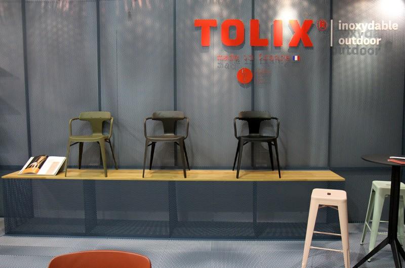 Chaise Tolix T14