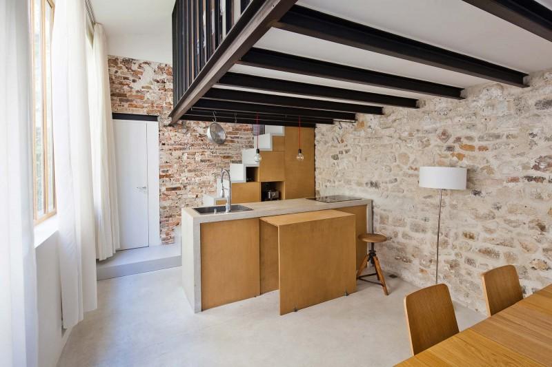 atelier transform en loft paris. Black Bedroom Furniture Sets. Home Design Ideas