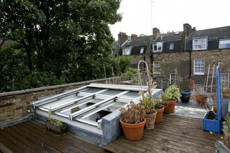 Loft avec terrasse à Londres