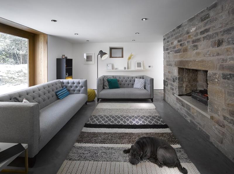 R novation d 39 une grange par snook architects for Household design method