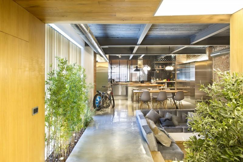 loft terrassa par egue y seta. Black Bedroom Furniture Sets. Home Design Ideas