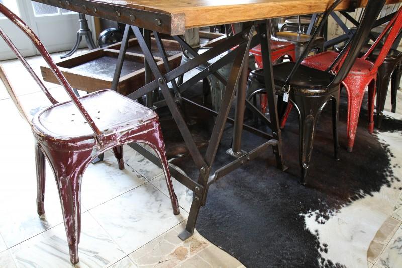 Chaise Tolix Vintage