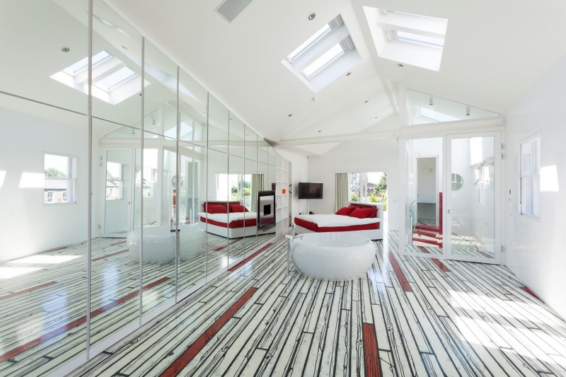 Immense chambre