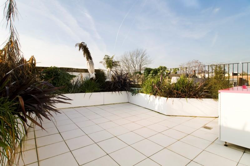 Appartement à Londres avec terrasse