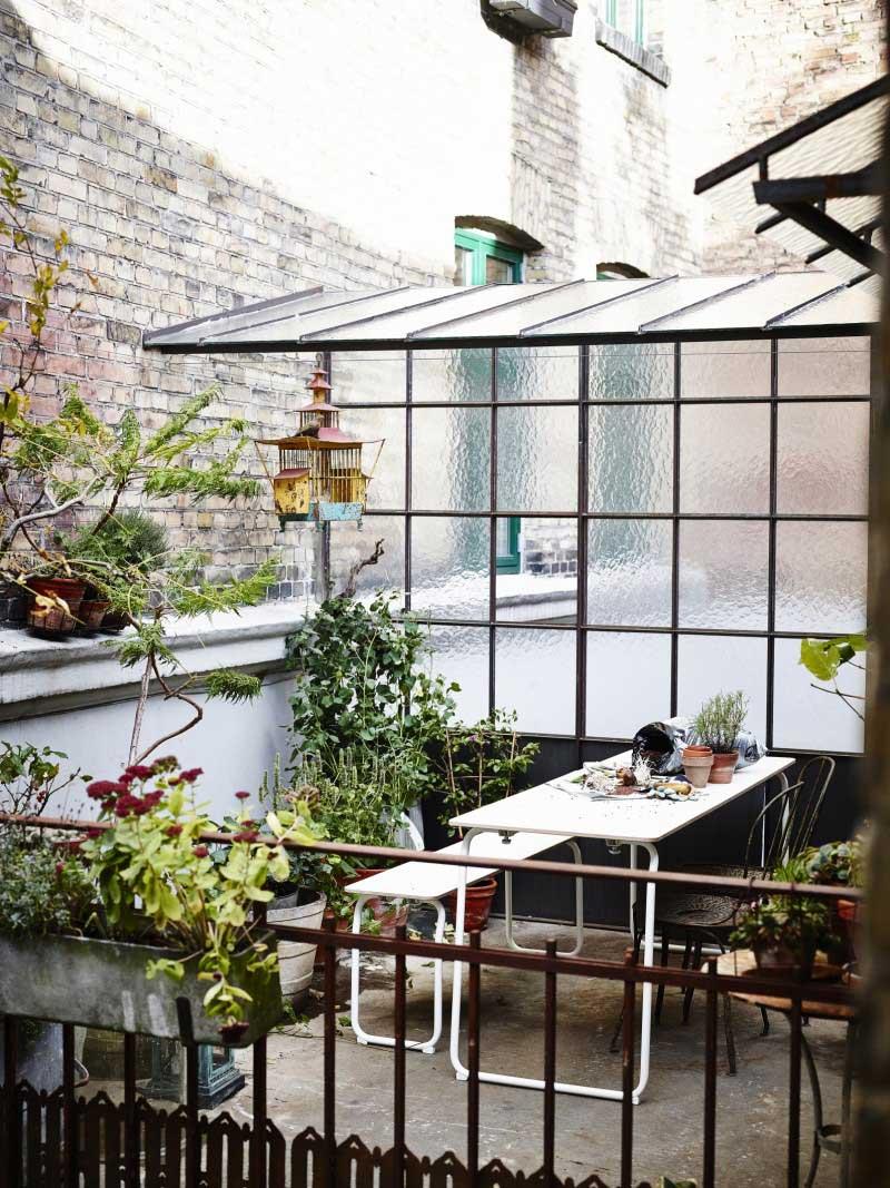 Salon de jardin Ikea PS