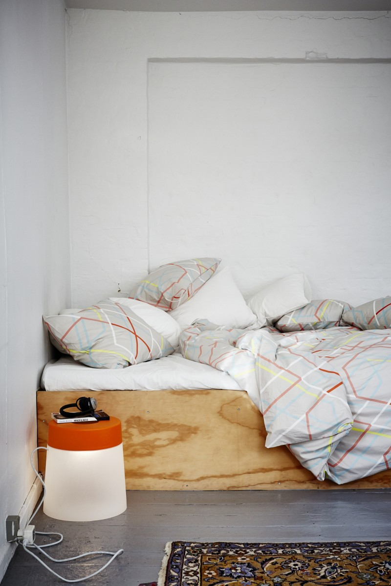 Table Lampe de chevet Ikea PS