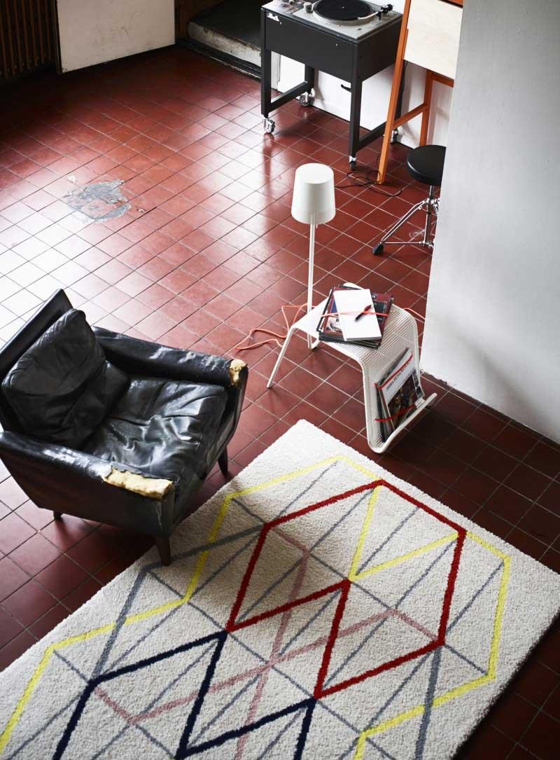 Tapis Ikea PS