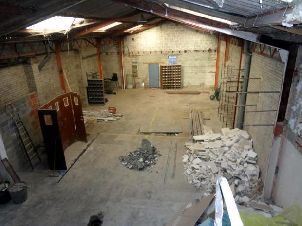 Le loft de jeff b thune - Hangar transforme en loft ...