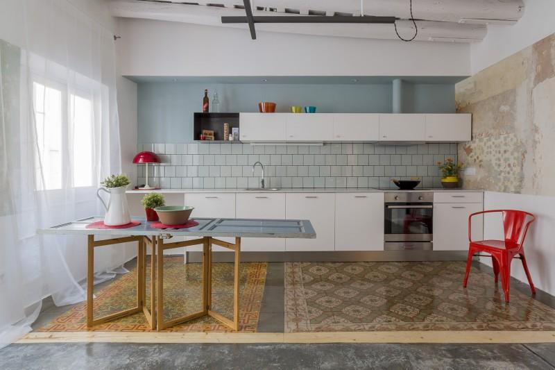 Retour u00e0 lu0026#39;article : Appartement vintage u00e0 Barcelone par Nook ...