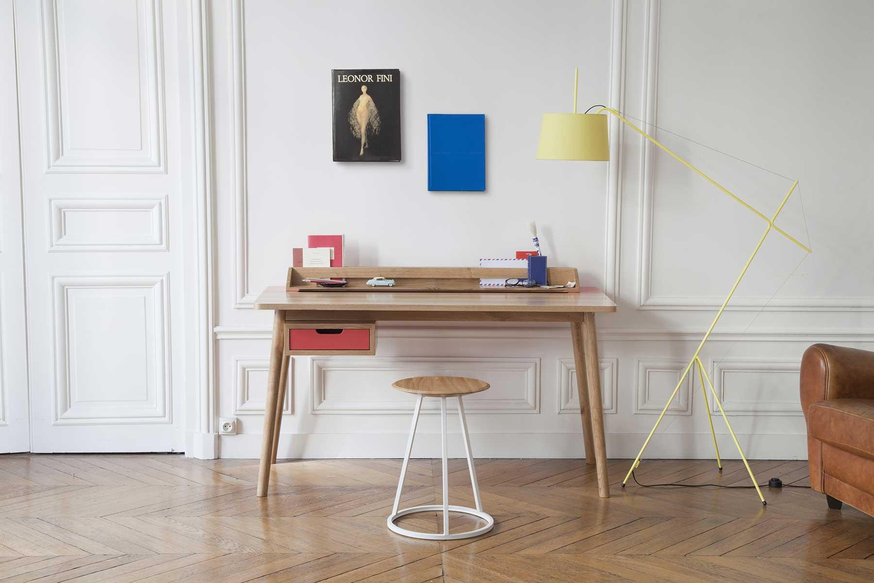HARTÔ, mobilier astucieux et coloré pour intérieurs joyeux