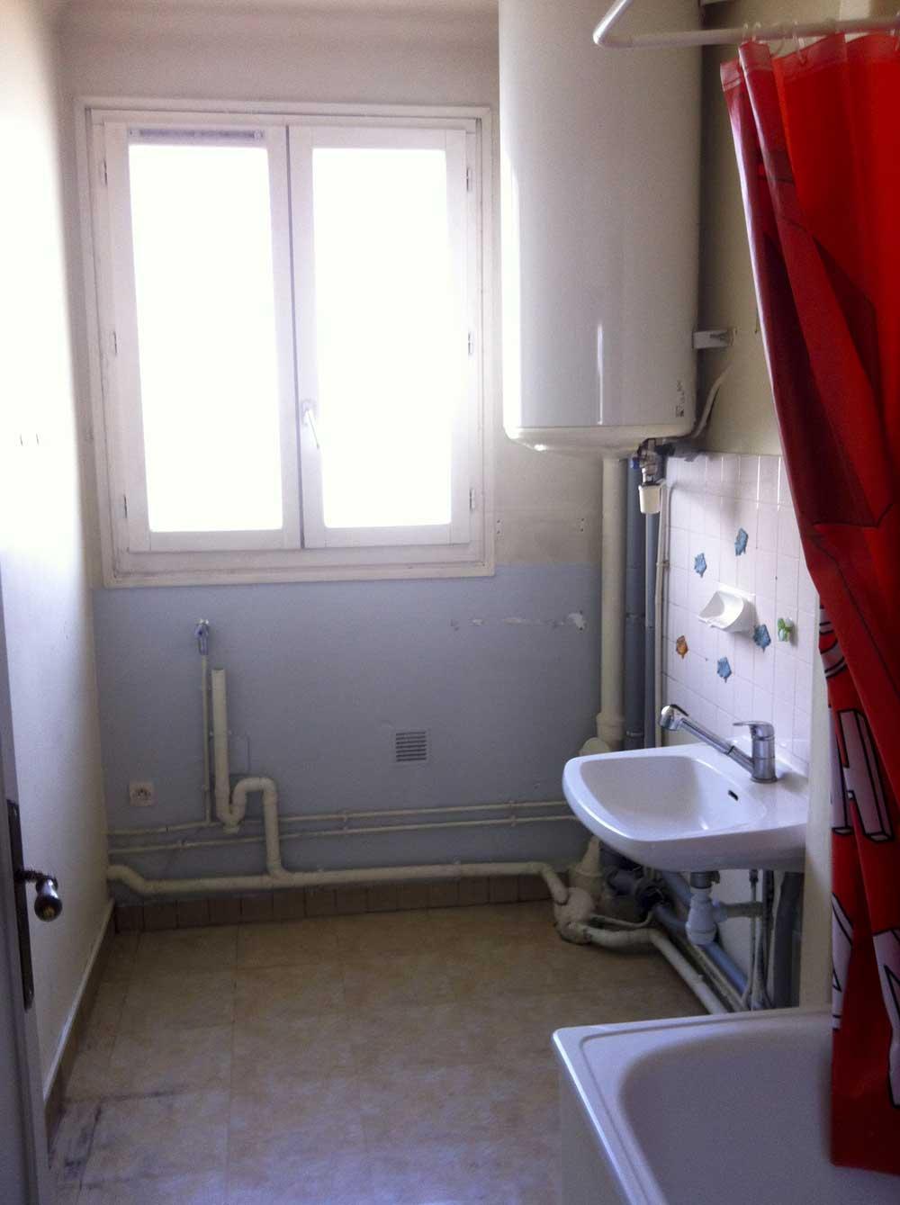 Salle de bains r nover paris for Renover une petite salle de bain