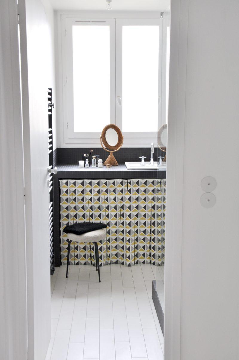 R novation d 39 une salle de bains paris for Renovation salle de bain paris