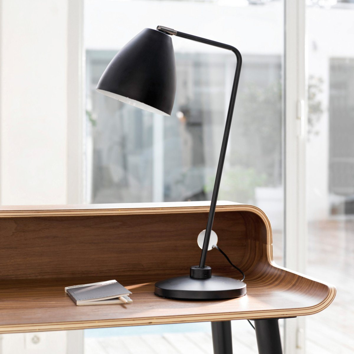 lampe de bureau am pm par la redoute. Black Bedroom Furniture Sets. Home Design Ideas