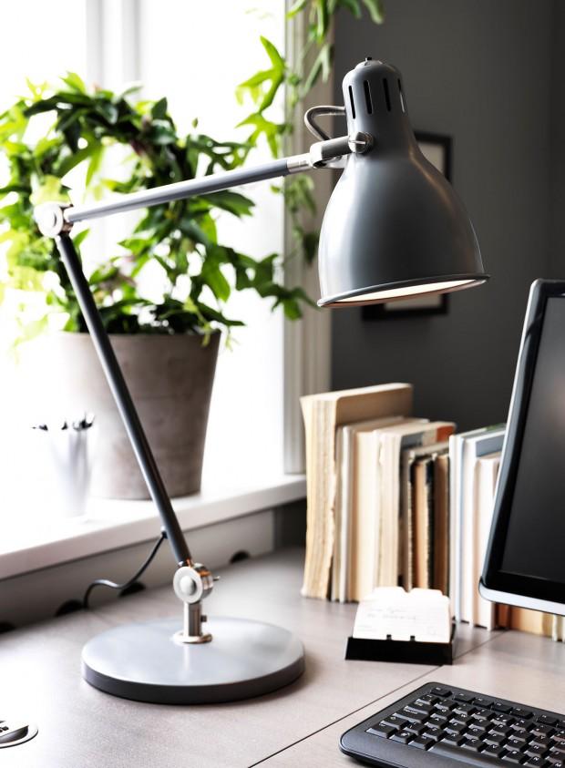 20 id es d co de lampe de bureau - Ikea lampes de bureau ...