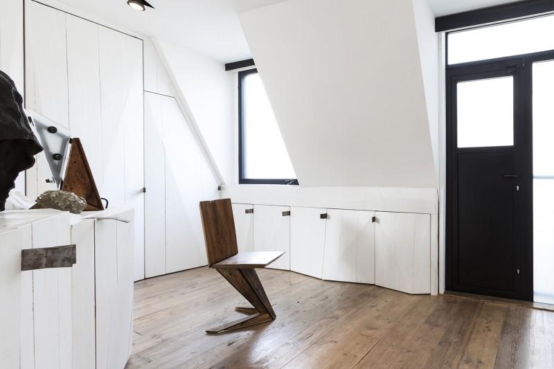 Loft avec parquet