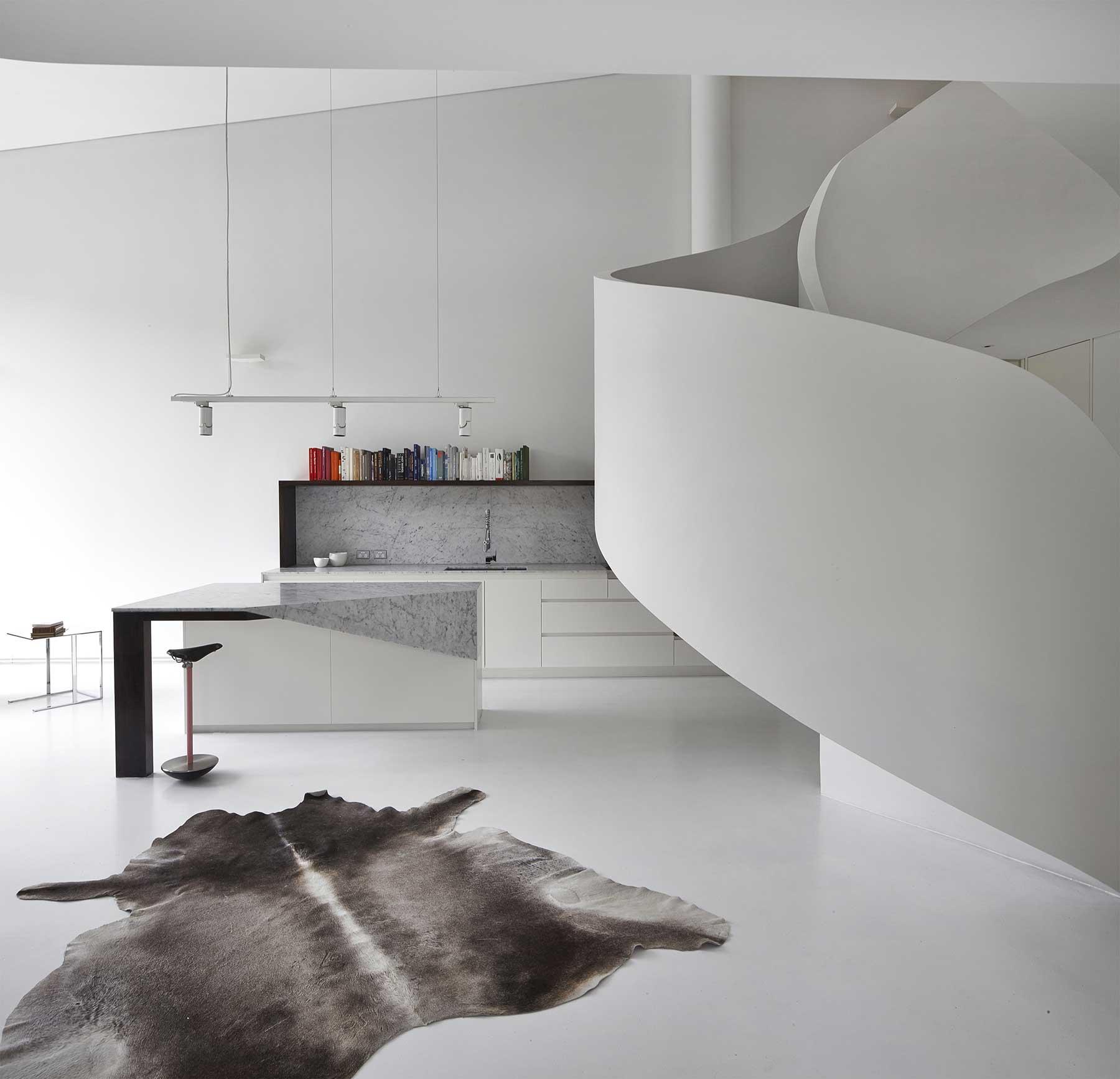 Loft à Melbourne par Adrian Amore