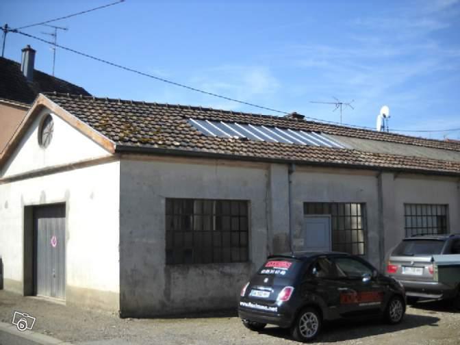 Plateau a vendre Cernay