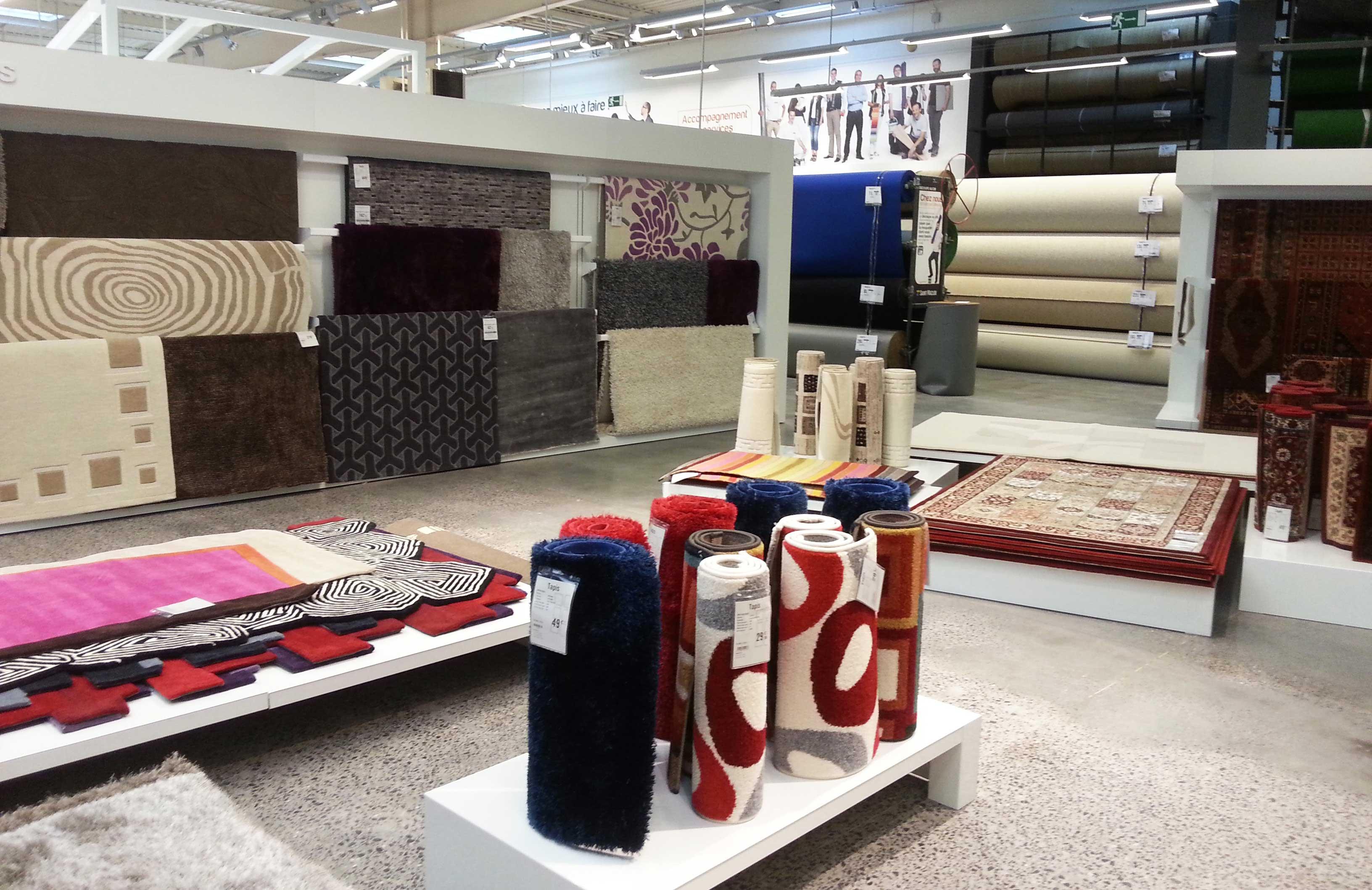 saint maclou rideau fabulous rideaux faire le bon choix with saint maclou rideau latest design. Black Bedroom Furniture Sets. Home Design Ideas