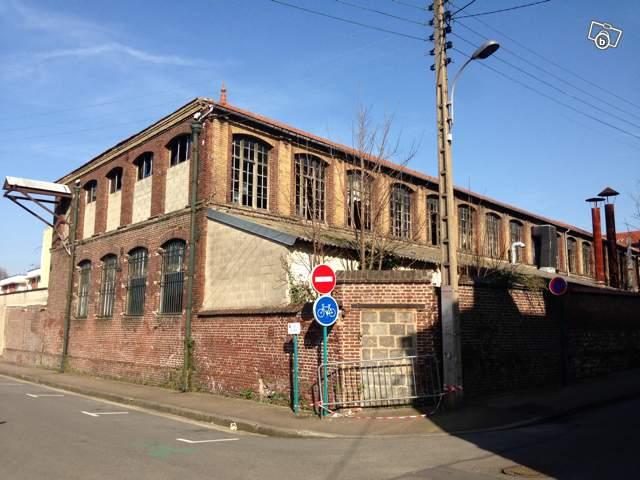 Usine a vendre Rouen